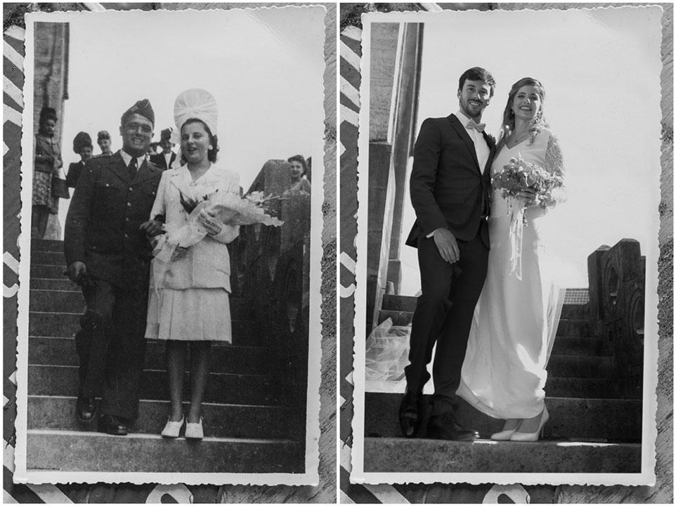 Photos mariage parents et enfants